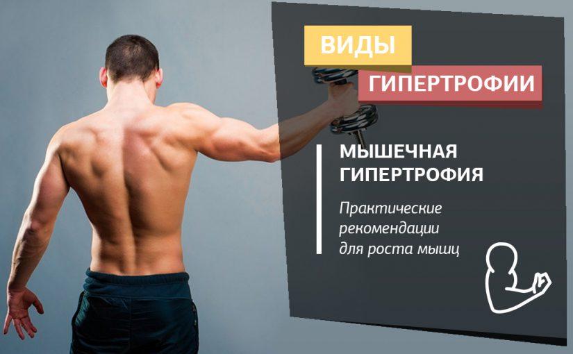 Мышечная гипертрофия